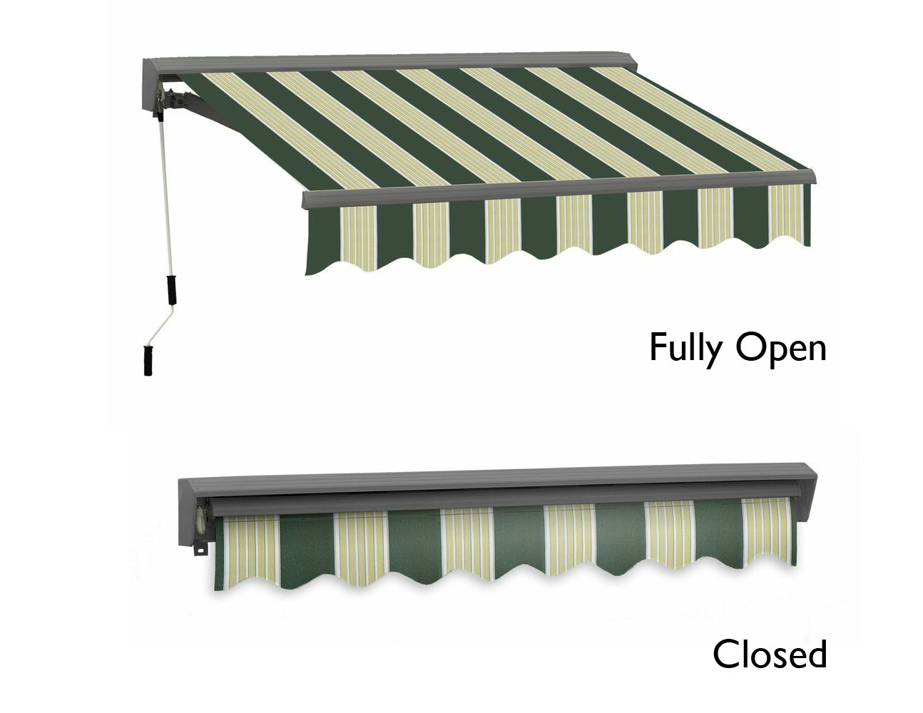 C Series Classic Electric Retractable Awning
